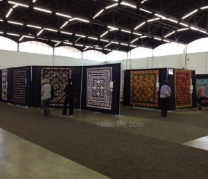 Dallas Quilt Celebration 2013
