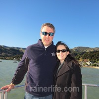 Nature cruise in Akoroa, New Zealand. | rainerlife.com