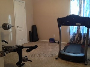 Home Gym | rainerlife.com