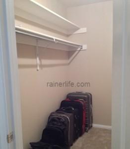 Extra Closet Space | rainerlife.com