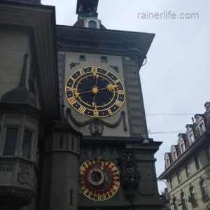 Zytglogge (Clock Tower), Bern, Switzerland | rainerlife.com