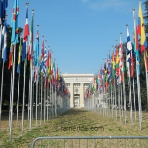 Palais des Nations (Palace of Nations), Geneva, Switzerland | rainerlife.com