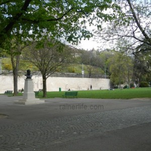 Parc de Bastions, Geneva, Switzerland | rainerlife.com