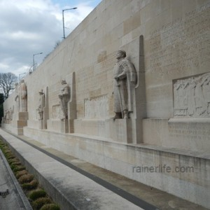 Monument de la Réformation (Reformation Wall), Geneva, Switzerland | rainerlife.com