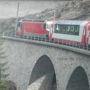 Glacier Express, Switzerland | rainerlife.com