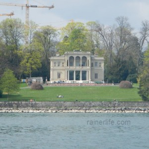 Villa Bartholoni, Geneva, Switzerland | rainerlife.com