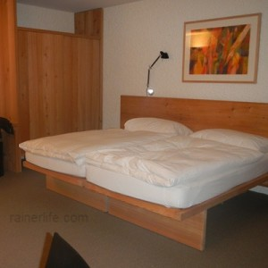 Hauser Hotel, St. Moritz, Switzerland | rainerlife.com