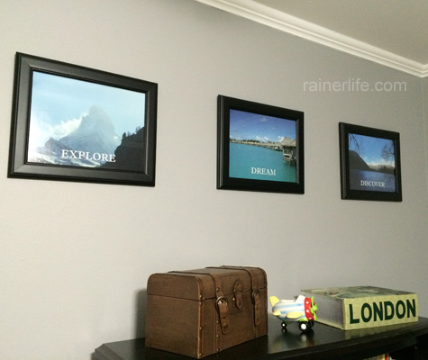 Travel Photos - Nursery {After} | rainerlife.com