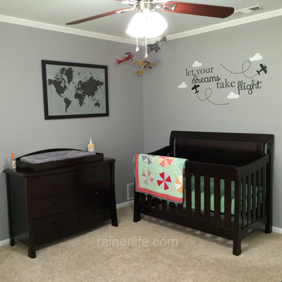 Nursery {After} | rainerlife.com