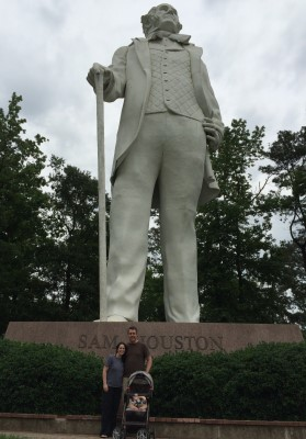 Sam Houston Statue | rainerlife.com