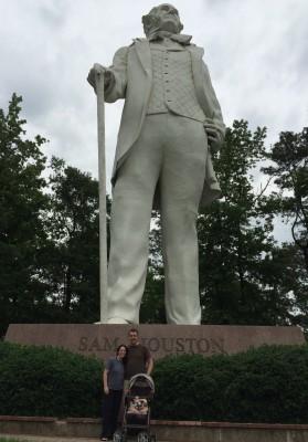 Sam Houston Statue | rainerlife.com