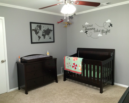 Nursery {Baby Registry - A Complete Checklist} | rainerlife.com
