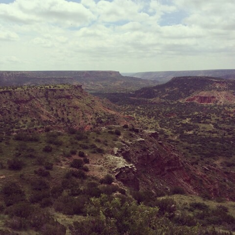 Palo Duro Canyon | rainerlife.com