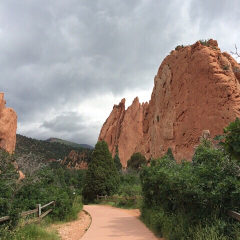 Garden of the Gods | rainerlife.com