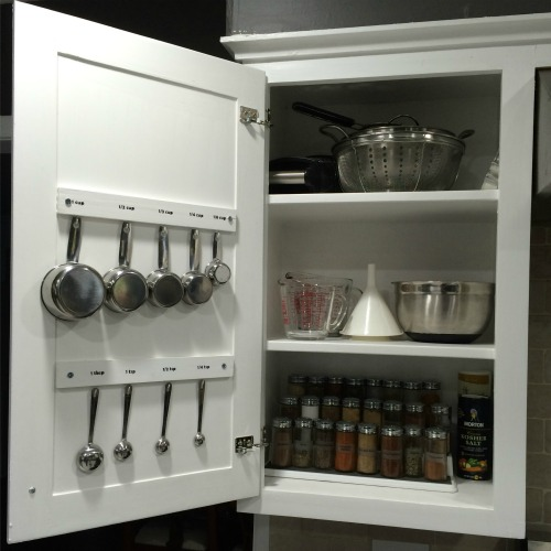 Kitchen Cabinet Organization | Rainer Life