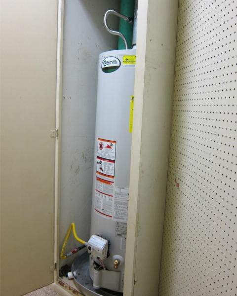 Old water heater| rainerlife.com