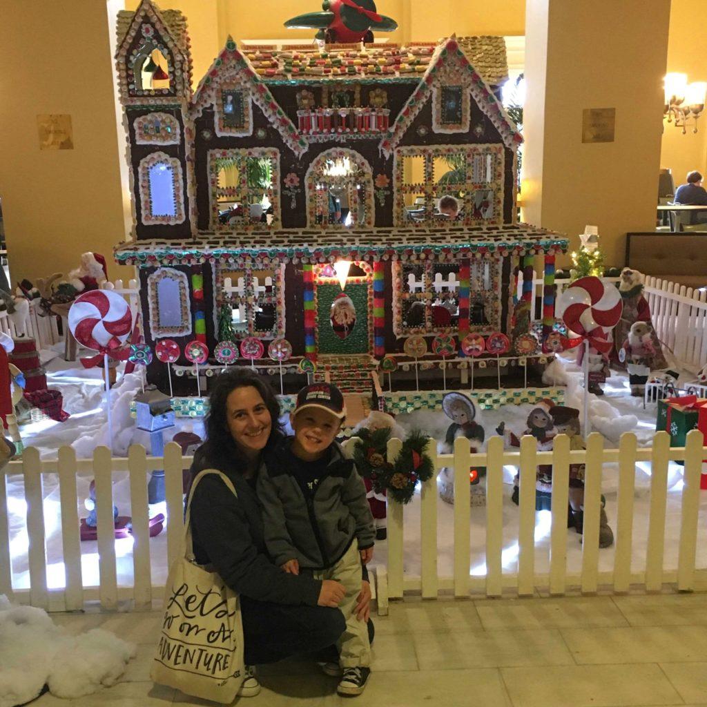 Gingerbread House at the Arlington {Hot Springs, AR} | rainerlife.com