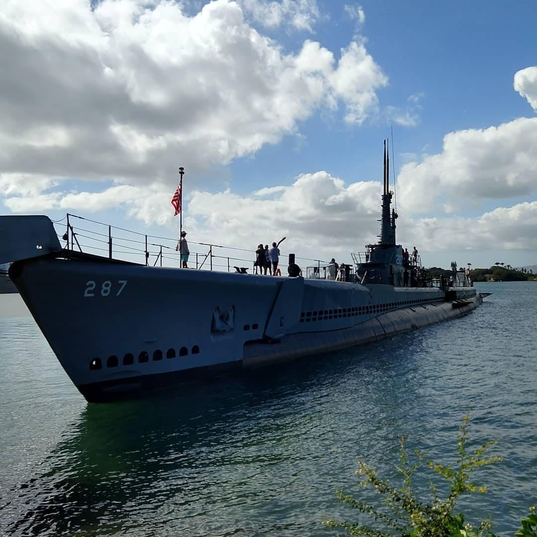 USS Bowfin submarine at Pearl Harbor | rainerlife.com