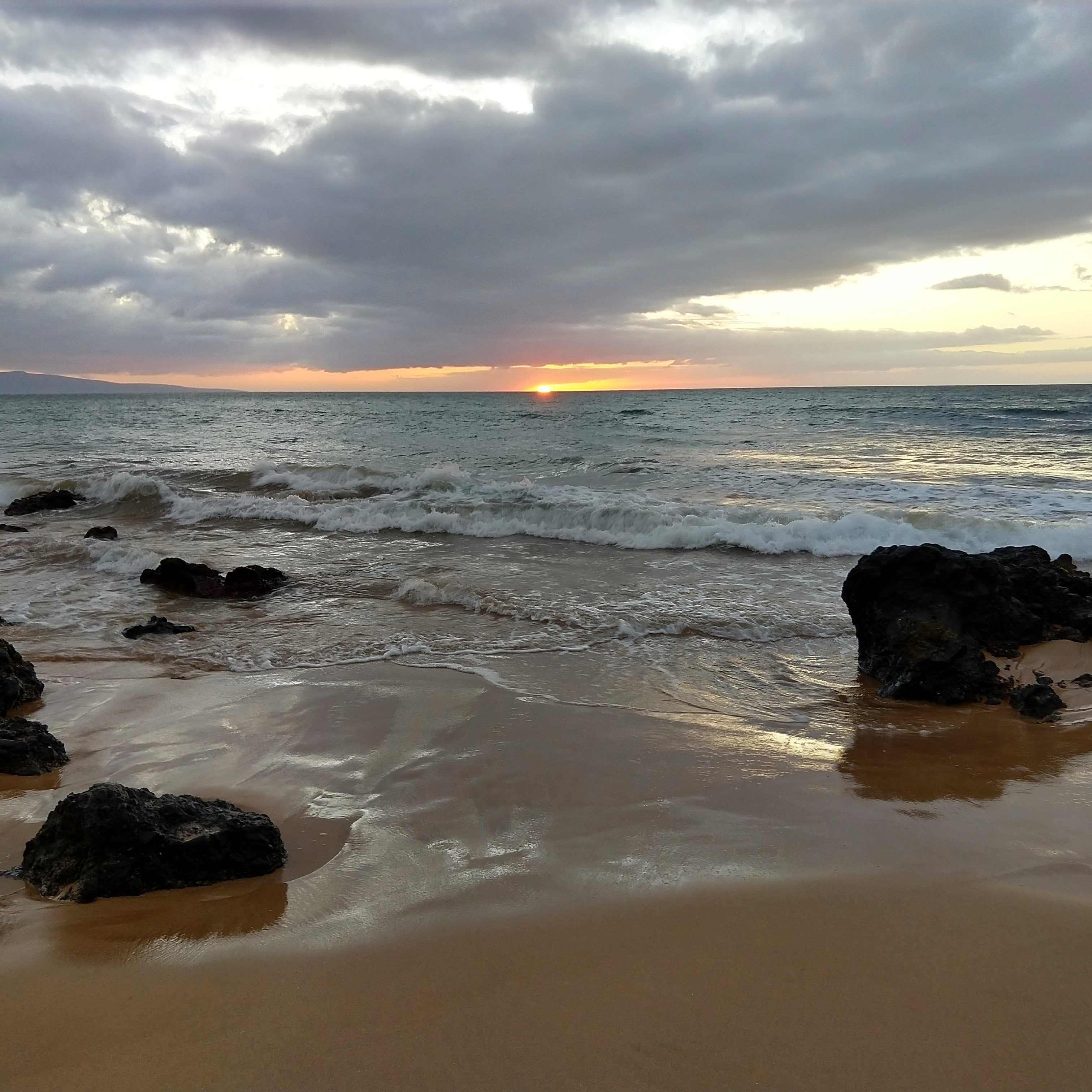 Maui sunset | rainerlife.com