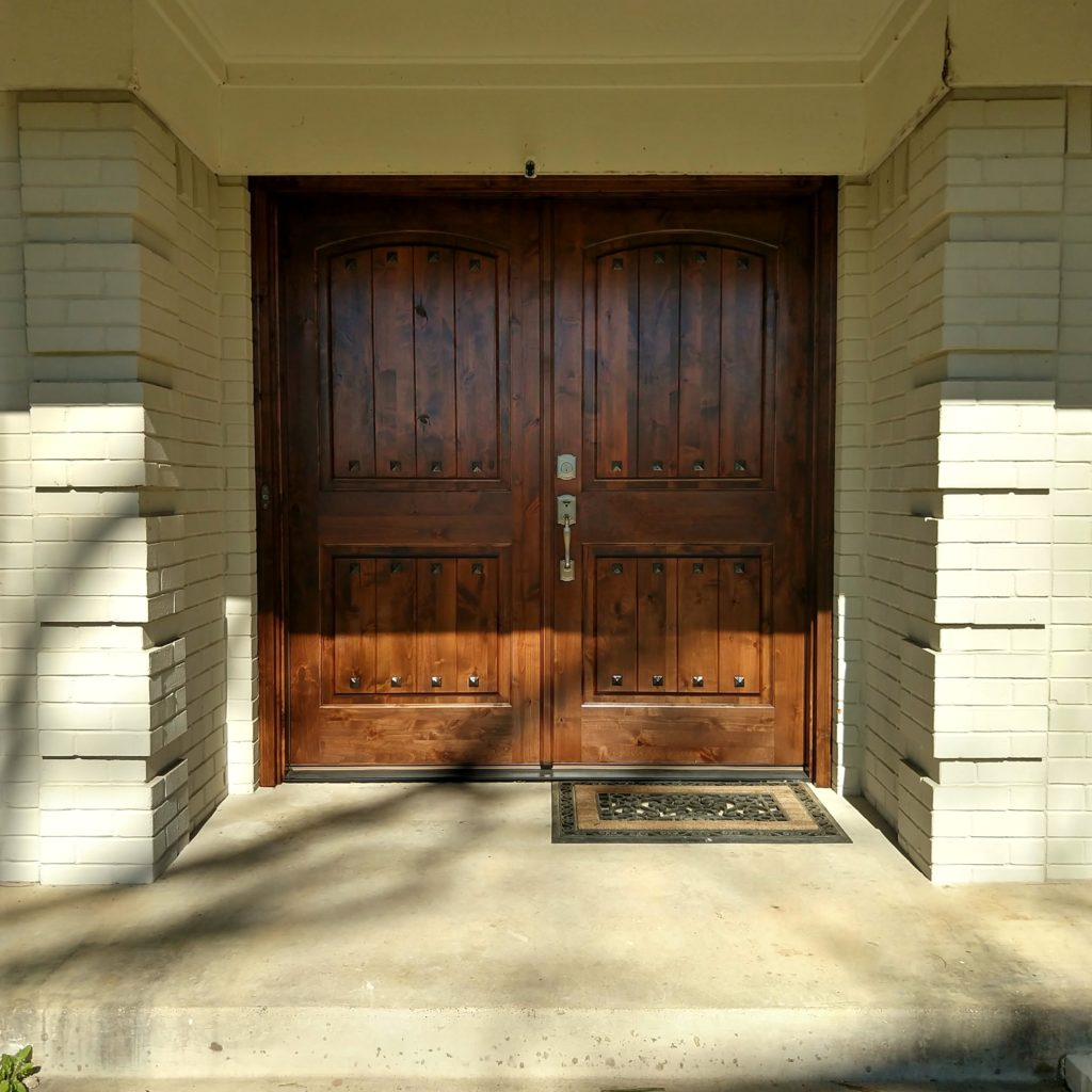 New front door | rainerlife.com