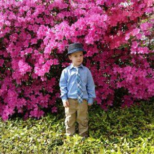Gavin at Easter | rainerlife.com