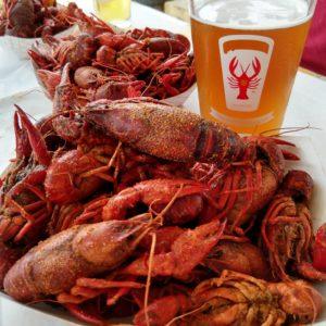 Crawfish and Beer | rainerlife.com