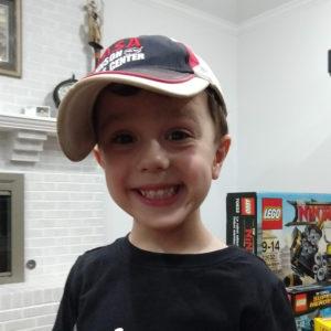 Gavin turns 4! | rainerlife.com